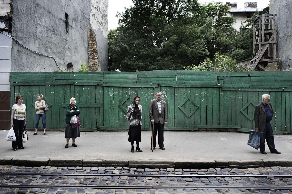 som besøgende i Lviv føler man ofte, at tiden står stille og har gjort det længe.