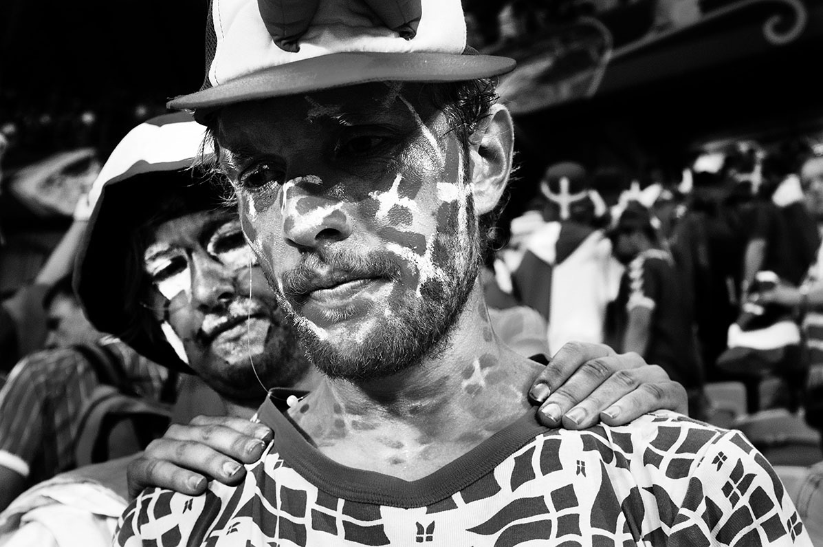 Efter nederlaget står realiteterne at læse i mange danskeres ansigter